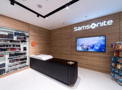 Samsonite hálózat