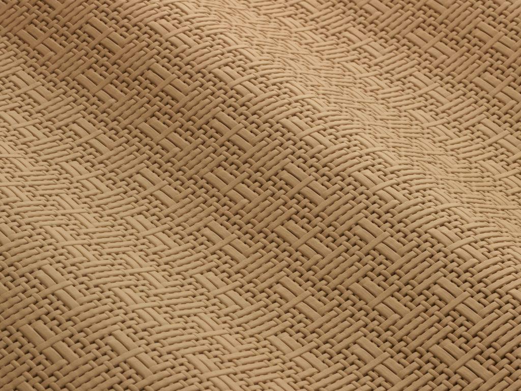 rattan és bambusz hatású bőr