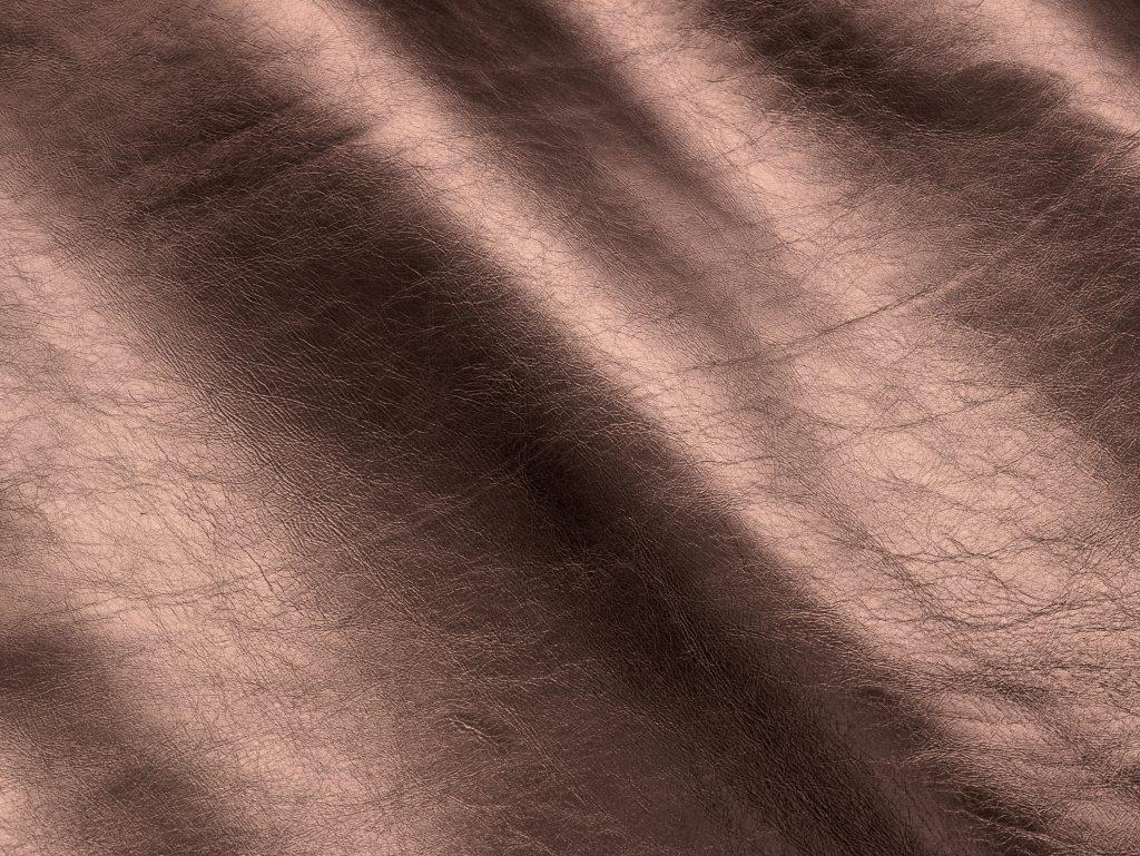 fémes hatású bőrök