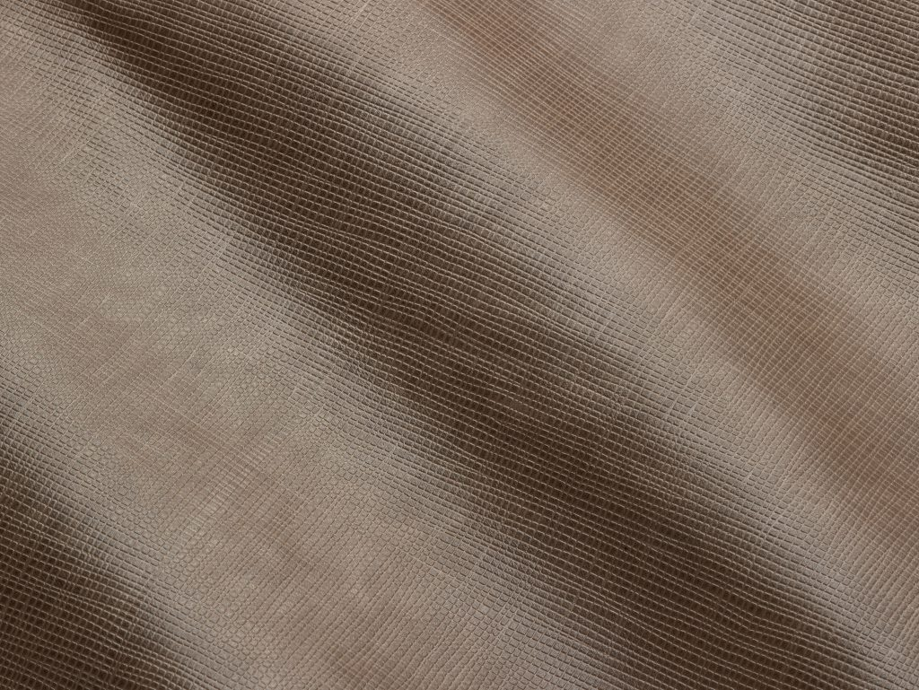 természetes mintázatú bőr